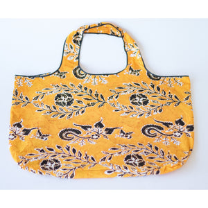 Tote Bag: Yellow - KNOW INDO