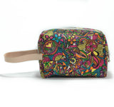 Make Up Bag: Funky Colors - KNOW INDO