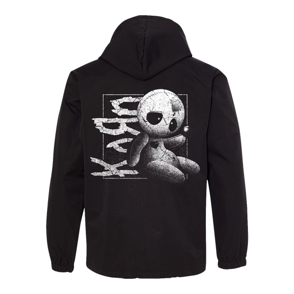 Korn 'Untouchable' Jacket, Issues Rag Doll, Exclusive to kornlimited.com, Official Limited Edition, Official Merch, Official Store, Official Shop, Hoodie, Official Merchandise, T-shirt, Hoodie, Jacket, Shirts, Blind Jersey, Shirt, killermerch.com, Killer Merch