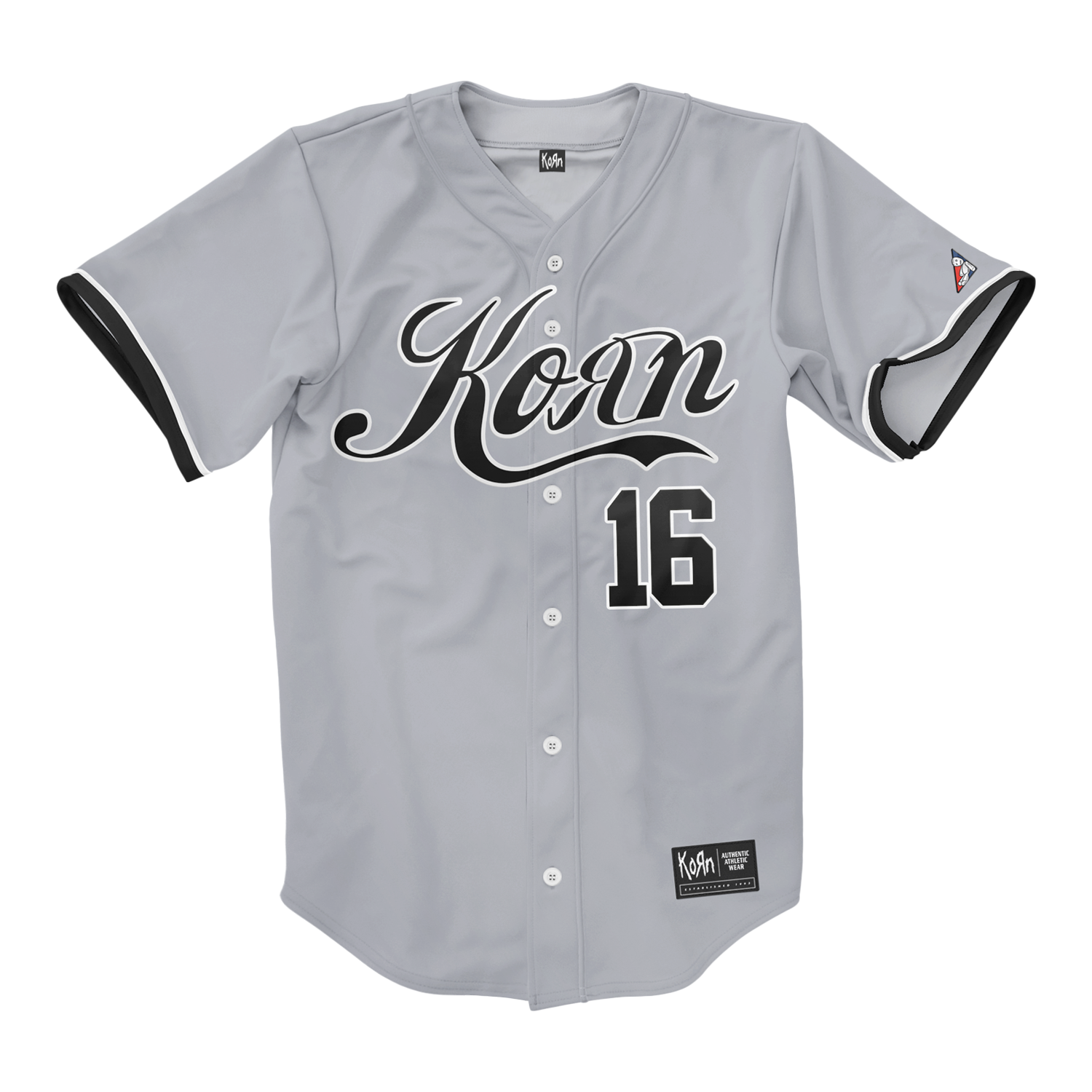 Korn 'Take Me' Jersey. Exclusive to kornlimited.com, Official Limited Edition, Official Merch, Official Store, Official Shop, Hoodie, Official Merchandise, T-shirt, Hoodie, Jacket, Shirts, Blind Jersey, Shirt, killermerch.com, Killer Merch
