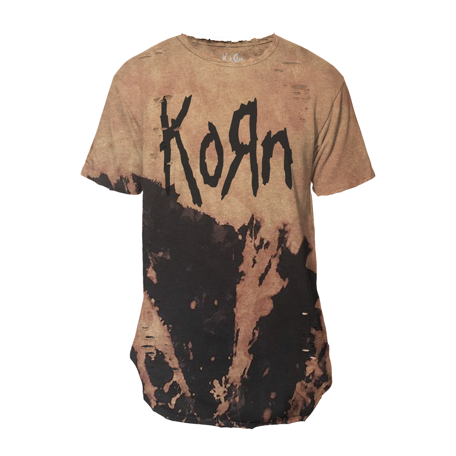 Korn Official Limited Edition 'Freak' Long Line Tee, Exclusive to kornlimited.com, Official Limited Edition, Official Merch, Official Store, Official Shop, Hoodie, Official Merchandise, T-shirt, Hoodie, Jacket, Shirts, Blind Jersey, Shirt, killermerch.com, Killer Merch