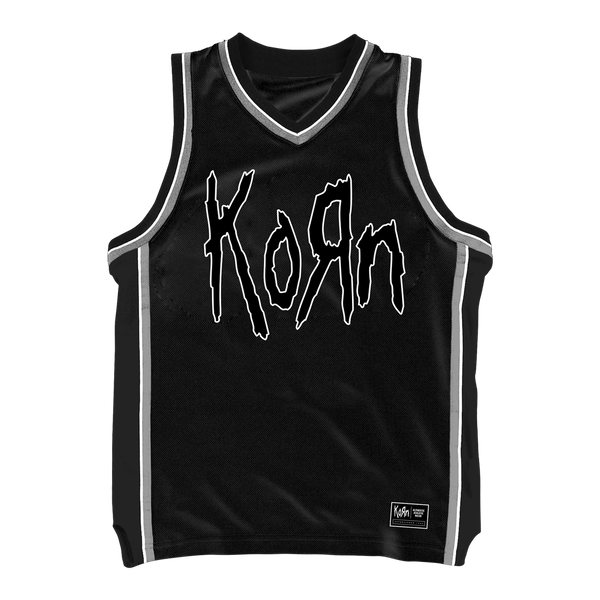 Korn Blind Basketball Jersey, Exclusive to kornlimited.com, Official Limited Edition, Official Merch, Official Store, Official Shop, Hoodie, Official Merchandise, T-shirt, Hoodie, Jacket, Shirts, Blind Jersey, Shirt, killermerch.com, Killer Merch