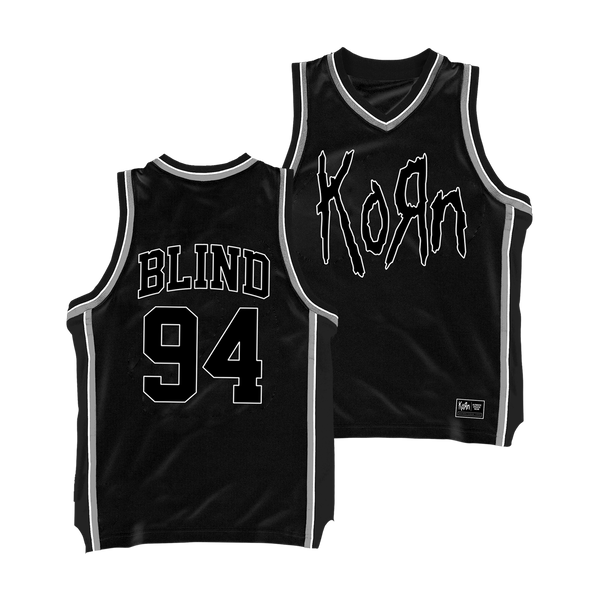 Blind Basketball Jersey