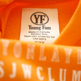 YOUNG FAM THINK YOUNG CREWNECK - SUNBURST BAMBOO TERRY