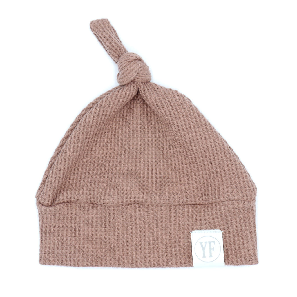 YOUNG FAM WAFFLE BEANIE