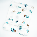 YOUNG FAM PLANT SWADDLE - BAMBOO COTTON