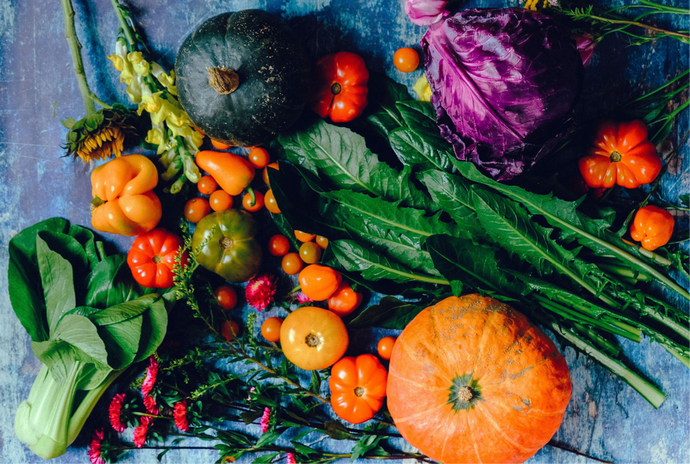 Your Seasonal Produce Guide: Autumn