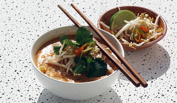 Try Our Malaysian Laksa Soup Recipe