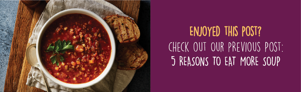 Dineamic Blog | 5 reasons to eat more soup