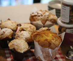 Dineamic Cafe | Muffins