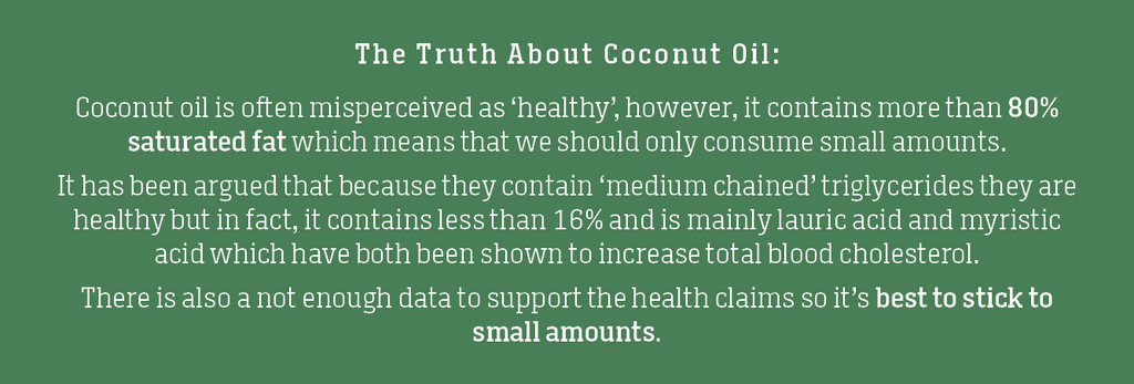 Coconut Oil Health Concerns