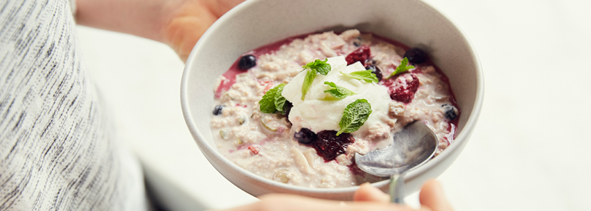 Dineamic Blog |  4 Brekky ideas for those on the go!