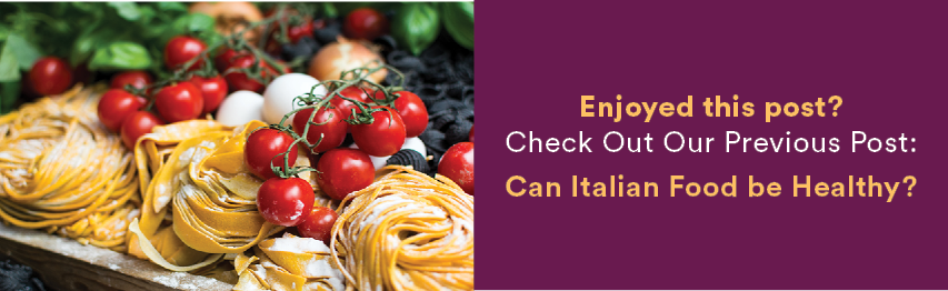 Dineamic Blog | Can italian Food be healthy?