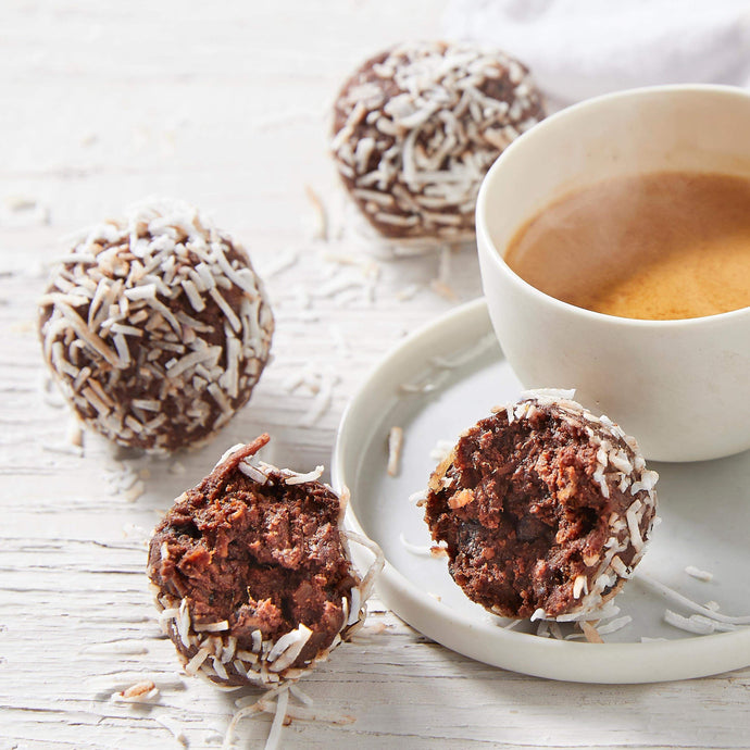 Dineamic Breakfasts & Snacks Choc Cherry Power Balls