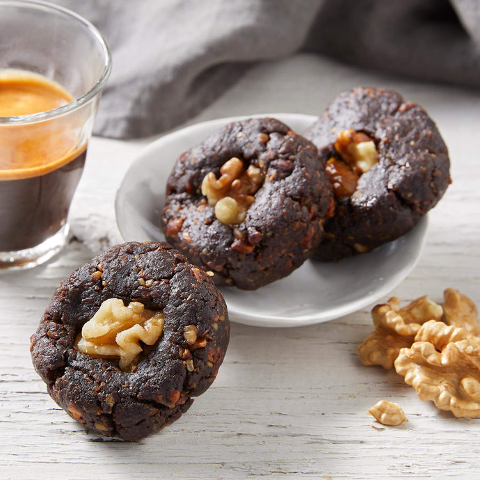 Dineamic Breakfasts & Snacks Coffee & Walnut Power Balls
