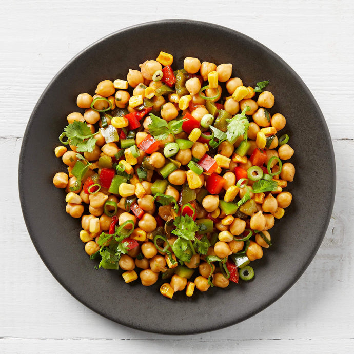 Dineamic Salads Mexican Chickpea Salad