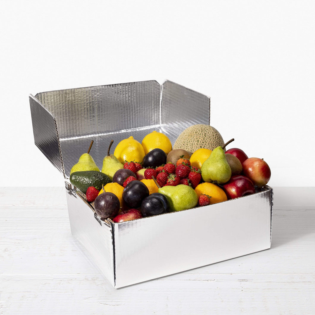 Dineamic Veg Box Fresh Fruit Box