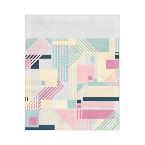 Abstract Duvet Cover 86