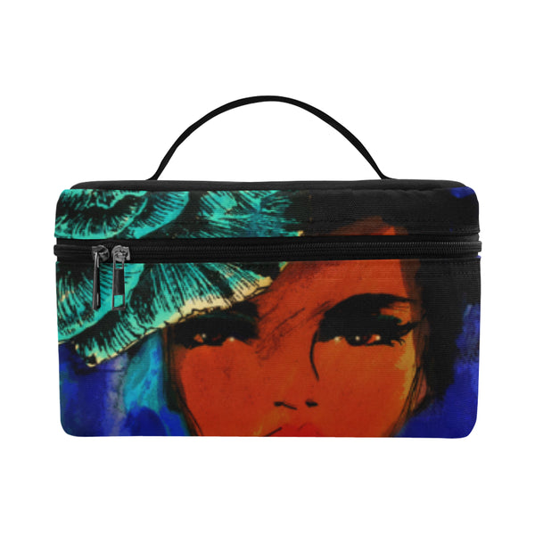 So so Beautiful Cosmetic Bag/Large (Model 1658)