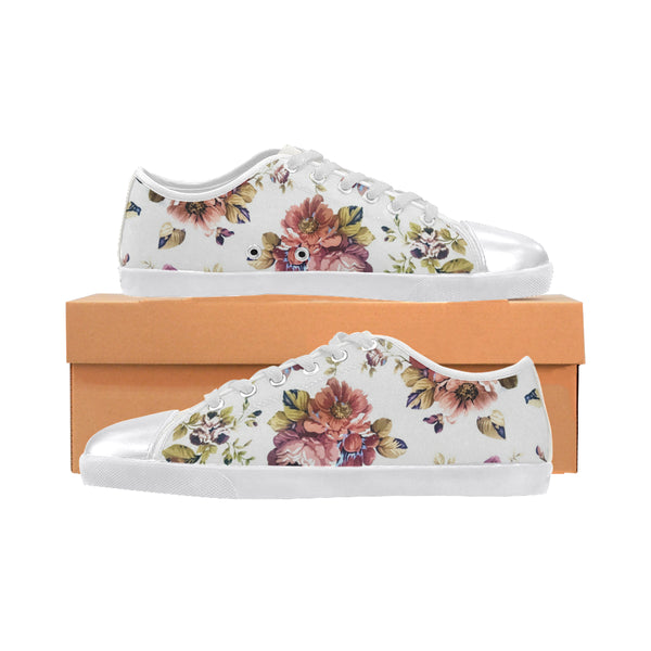 May Women's Canvas Shoes (Model 016)