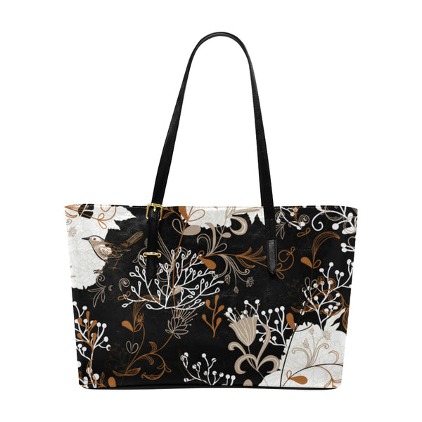 September Euramerican Tote Bag/Large (Model 1656)