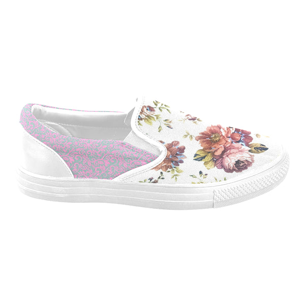 May Vine Women's Slip-on Canvas Shoes