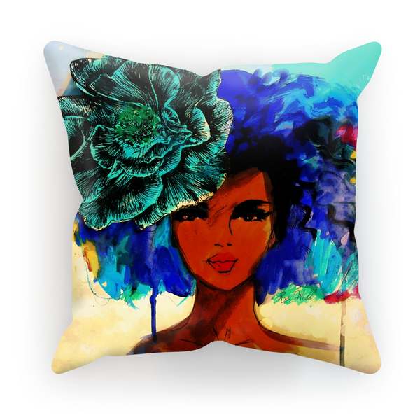 So so beautiful-color bkgrd Cushion
