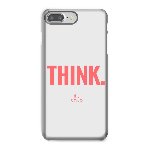 THINK.chic Phone Case