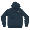 Beauty California Fleece Pullover Hoodie
