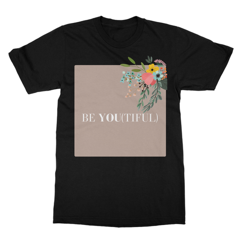 Be You (Purposefully) Softstyle Ringspun T-Shirt