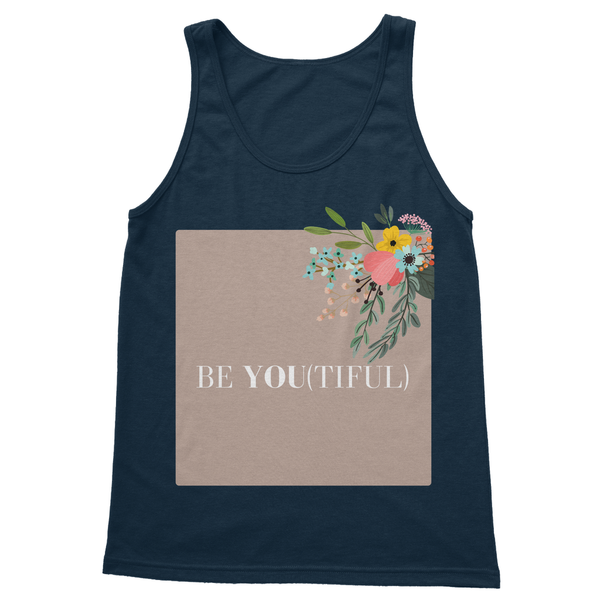 Be You (Purposefully) Softstyle Tank Top