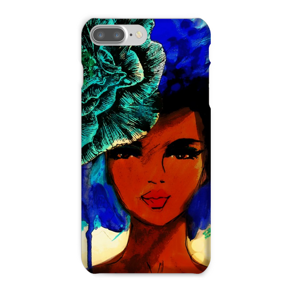 So so beautiful-color bkgrd Phone Case
