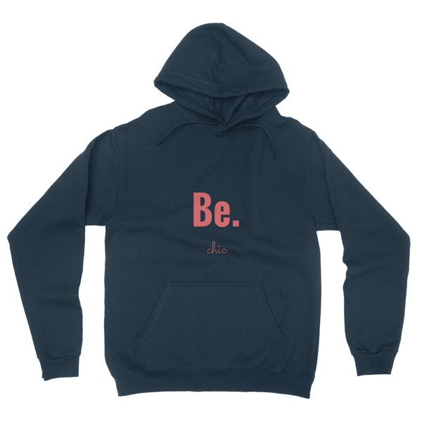 Be.chic California Fleece Pullover Hoodie