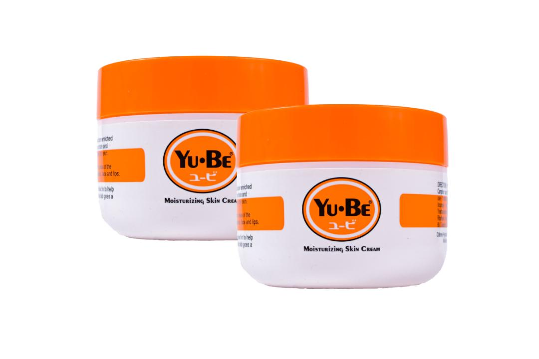 Moisturizing Skin Cream Jar Duo - Yu-Be