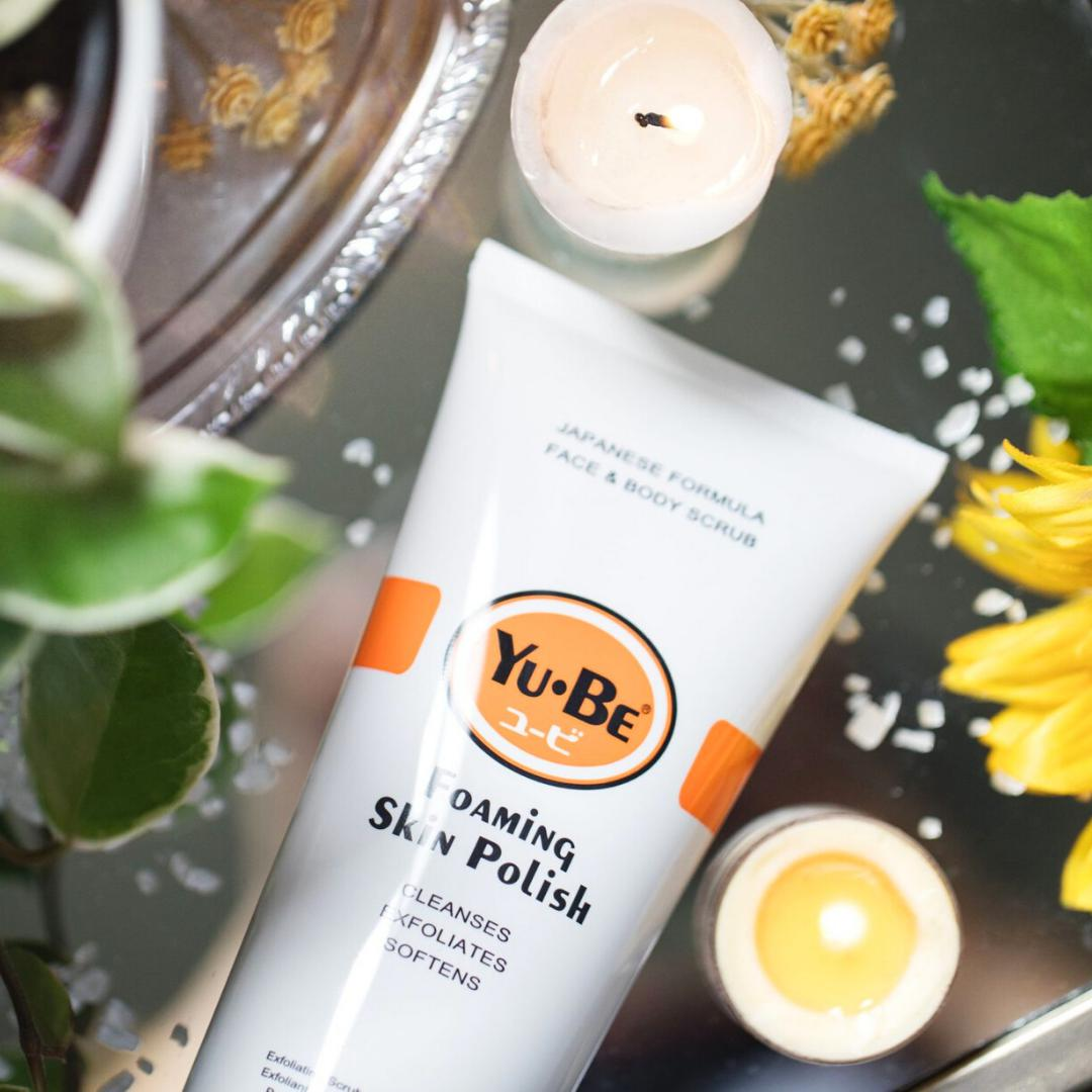Foaming Skin Polish Duo - Yu-Be