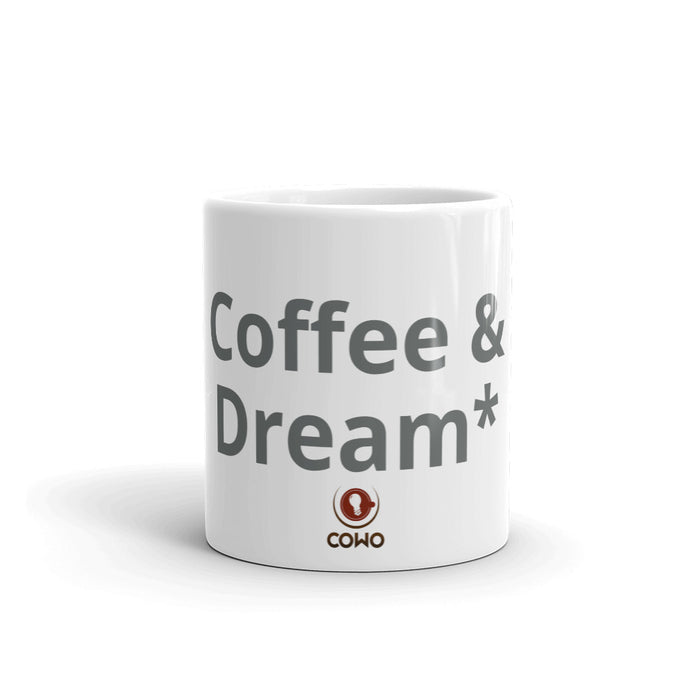 Coffee with dreams please