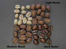 types of roast