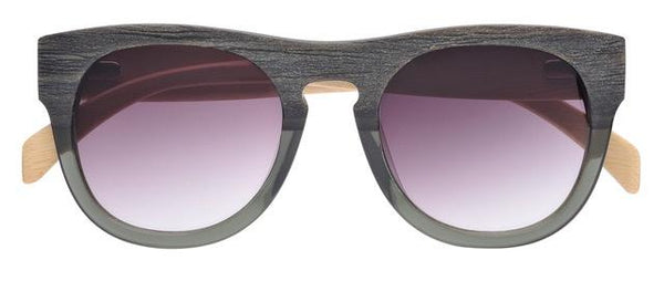 Sticks & Sparrow Granite Sunglasses Hello Pattern