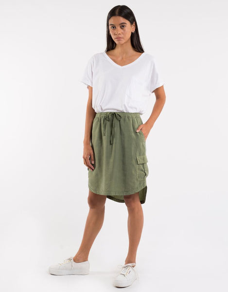 Foxwood Upstate Cargo Skirt Hello Pattern