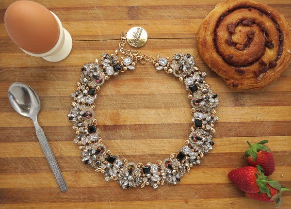 Blackforest Statement Necklace