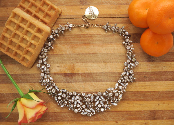 Maple Statement Necklace