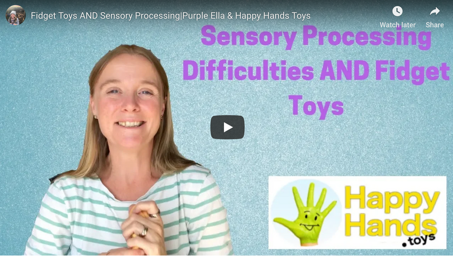 Fidget Toys AND Sensory Processing