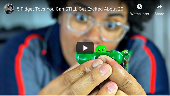 5 Fidget Toys You Can STILL Get Excited About 2019