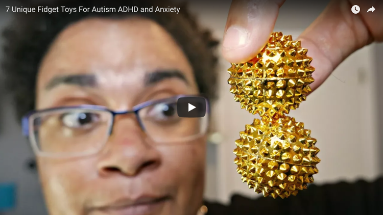 7 Unique Fidget Toys For Autism ADHD and Anxiety