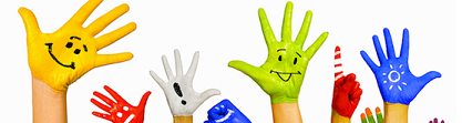 happy hands toys banner