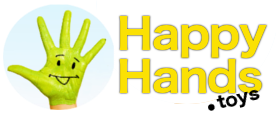 Happy hands toys logo