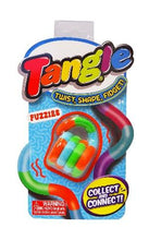 Tangle Jr Fuzzie In Package - Happy Hands Toys