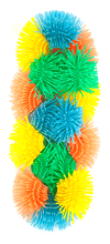 Hairy Tangle Fidget - Blue, Green, Orange, Yellow - Happy Hands Toys