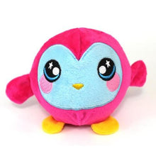 Plush Squishes Red Bird - Happy Hands Toys