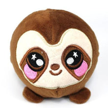 Plush Squishes Sloth - Happy Hands Toys